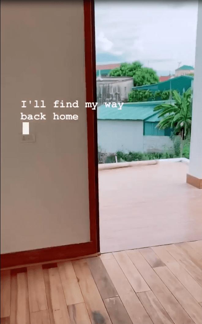 Bà xã Phan Văn Đức háo hức khoe hình ảnh đầu tiên về căn nhà mới 1