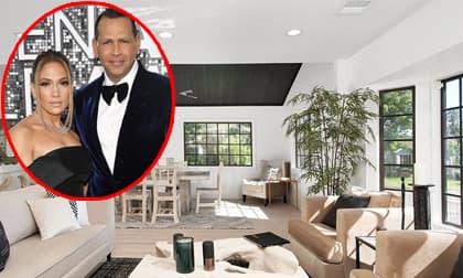 Thời buổi khó khăn, Jennifer Lopez vẫn tậu nhà mới sang trọng và tinh tế trị giá 32 tỷ đồng ở vùng ngoại ô
