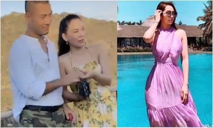 Động thái của Quỳnh Nga giữa tin đồn chồng cũ Doãn Tuấn hẹn hò Quỳnh Thư