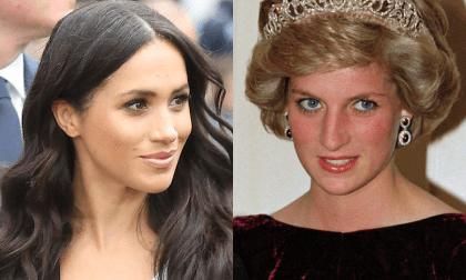 Meghan có tham vọng vượt mặt Công nương Diana để trở thành người phụ nữ hàng đầu thế giới