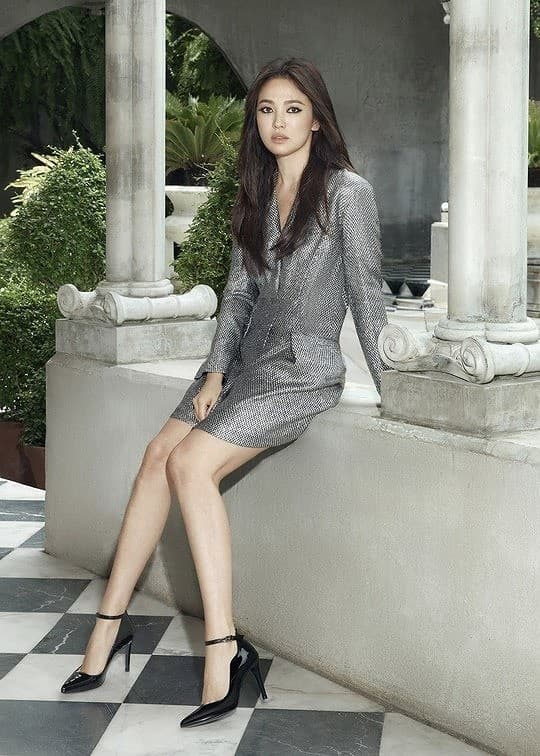 Song Hye Kyo dằn mặt  1