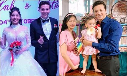Bà xã diễn viên Dương Hoàng Anh mang bầu lần 2