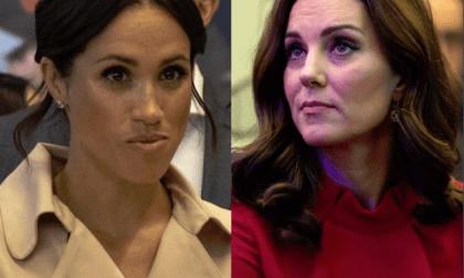 Không chịu được cảnh bị Meghan chơi xấu, Kate từng gửi tối hậu thư kèm lời cảnh cáo mạnh mẽ