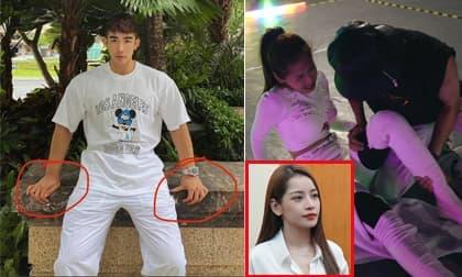 Sao Việt 13/7/2020: 'Tú ông' Lục Triều Vỹ bị dân mạng soi ngón tay khác lạ; Chi Pu gặp sự cố rách cơ đùi, chân tay bầm dập