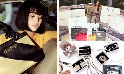 Hoa hậu người Việt tại Úc Jolie Nguyễn là 'tay chơi' hàng hiệu khét tiếng, chăm mặc đồ hở bạo