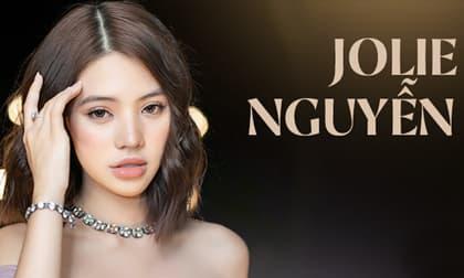 Hoa hậu 'con nhà giàu' Jolie Nguyễn là ai?