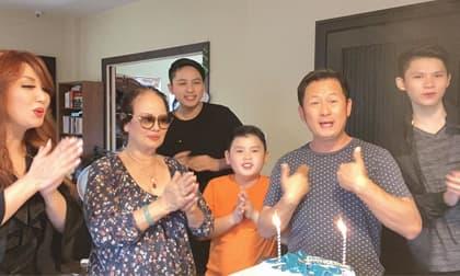 Chu cấp hơn 2 tỷ/năm cho vợ cũ nuôi ba con, ngày sinh nhật ca sĩ Bằng Kiều nhận được 'quả ngọt'
