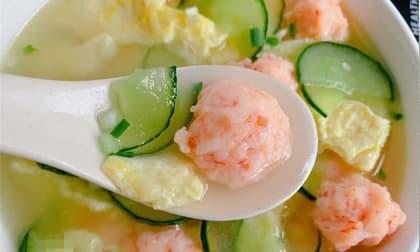 Ăn món canh súp này tốt hơn là ăn cá và thịt, vừa giảm nhiệt vừa nhiều dinh dưỡng lại ít béo