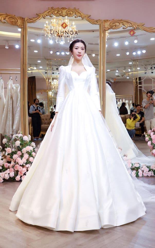 á hậu thúy vân trước ngày cưới  3
