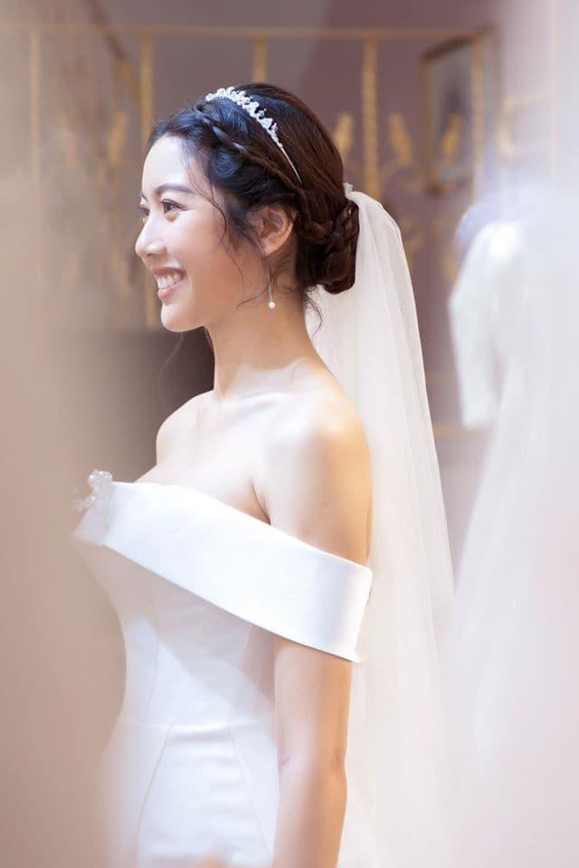 á hậu thúy vân trước ngày cưới  4