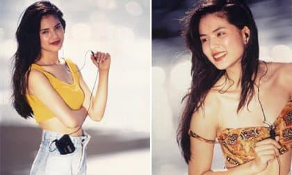 Hình ảnh 30 năm trước của 'Tiểu Long Nữ' Lý Nhược Đồng gây sốt trở lại: Khuôn mặt cực xinh đẹp, visual đỉnh cao