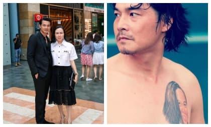 Ý nghĩa đằng sau hình xăm Phượng Chanel trên ngực Quách Ngọc Ngoan