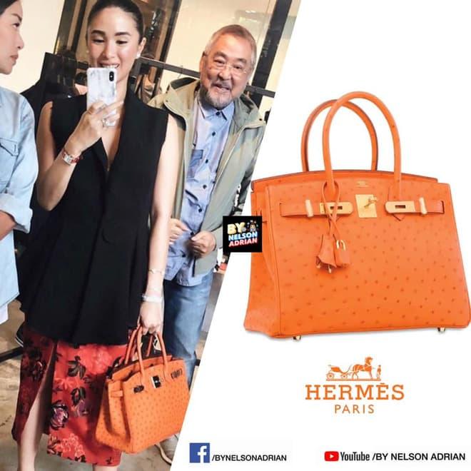 kho hàng hiệu của bạn thân Hà Tăng 7