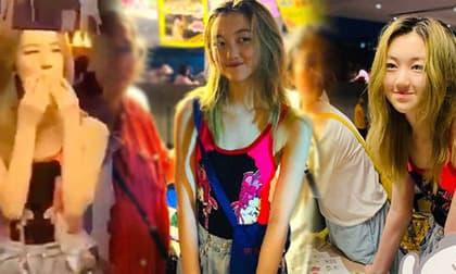 Con gái hở hàm ếch của Vương Phi dậy thì thành công, nhan sắc xinh đẹp qua ống kính người đi đường