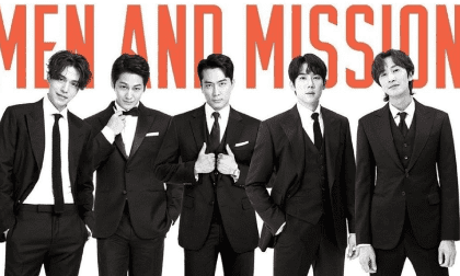 Dàn trai cực phẩm Song Seung Hun, Lee Dong Wook, Kim Bum, Lee Kwang Soo và Yoo Yeon Seok bất ngờ hội tụ