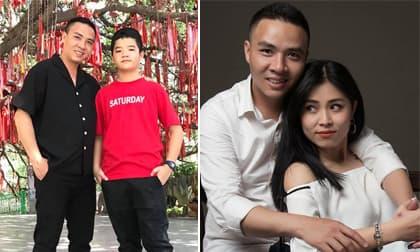 Quay phim Mạnh Hùng chúc mừng sinh nhật con trai riêng, bà xã Nguyễn Hoàng Linh cũng để lại lời nhắn nhủ