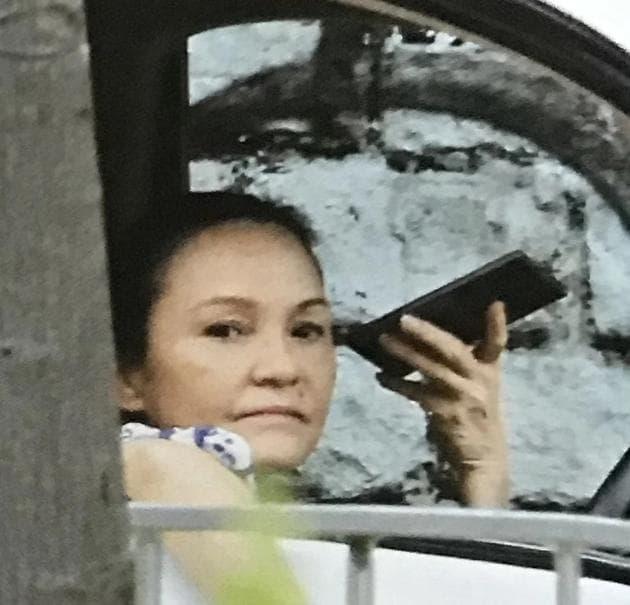 Mẹ Trương Bá Chi 1