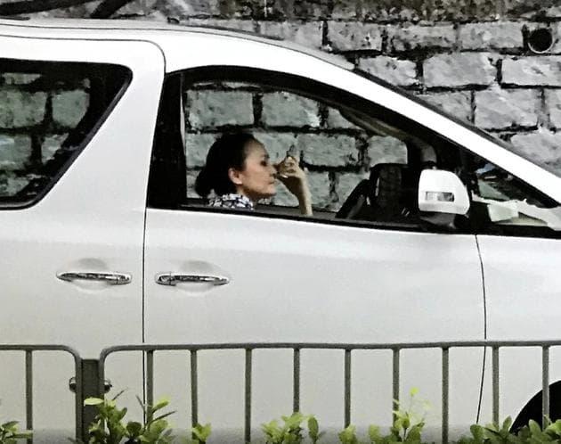 Mẹ Trương Bá Chi 0