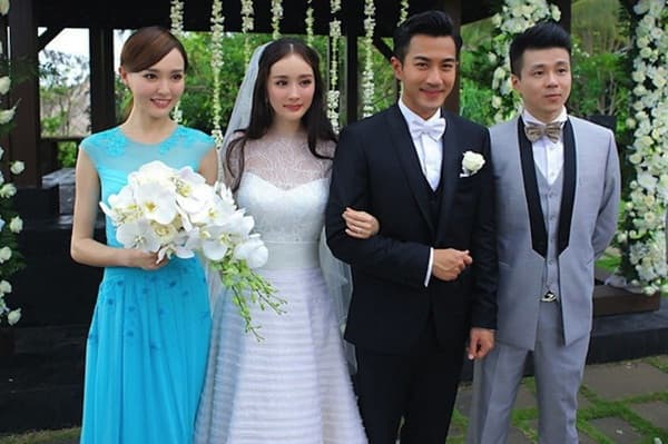 Dương Mịch và Đường Yên 'bơ' nhau tại sự kiện, xem lại ảnh quá khứ mới thấy họ từng rất 'tình hương mến thương'  6