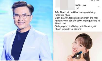 Đại Nghĩa 'cười muốn sốc nhiệt' khi thông tin và hình ảnh của Hari Won - Trấn Thành bị kẻ xấu lợi dụng