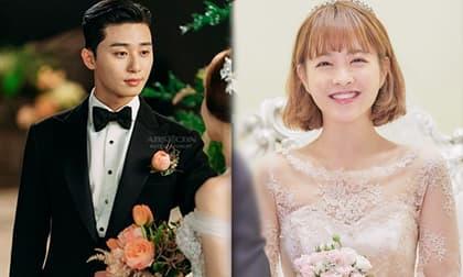 Park Seo Joon nên duyên 'vợ chồng' với 'em gái quốc dân' Park Bo Young
