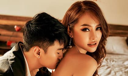 Không muốn Linh Chi đụng chạm 'dao kéo', Lâm Vinh Hải 'dọa': 'Nếu vợ mà làm gì chồng sẽ viết đơn sẵn'