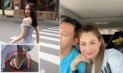 Sao Việt 10/8/2020: Phản ứng của Hòa Minzy khi bị soi bàn chân xấu; Hậu tin đồn ly hôn, Thanh Thảo đăng ảnh bên ông xã và tiết lộ điều bất ngờ