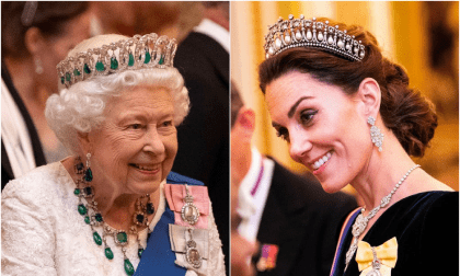 Công nương Kate Middleton đang cố gắng có bầu lần thứ 4 để lấy lòng người đứng đầu Hoàng gia Anh