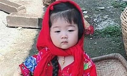 Gửi con gái về ở với bà nội, bố về thăm chụp ảnh gửi khiến vợ thốt lên: 'Cô thôn nữ này ra sao?'