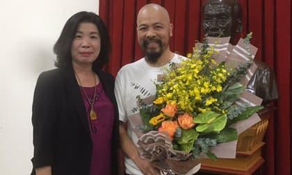 NTK - NSƯT Đức Hùng được bổ nhiệm làm Phó Giám đốc Nhà hát Múa rối Thăng Long