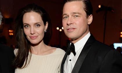 Angelina Jolie không cho các con gặp bố mẹ Brad Pitt suốt 4 năm liền
