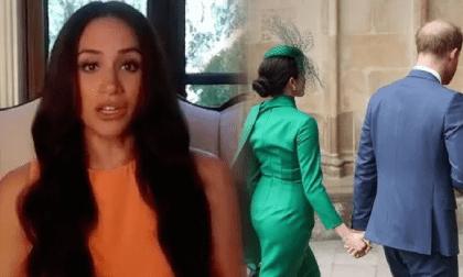 Meghan khoe nhà mới hàng trăm tỷ nhưng phát ngôn của cô về việc rời Hoàng gia Anh mới gây sốc