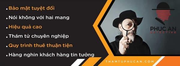 Thám tử Phúc An, dịch vụ thám tử, Thám tử Hà Nội