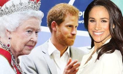 Nữ hoàng được yêu cầu tước bỏ danh hiệu của Meghan và Harry khi cặp đôi này bị tố lợi dụng Hoàng gia để kiếm tiền