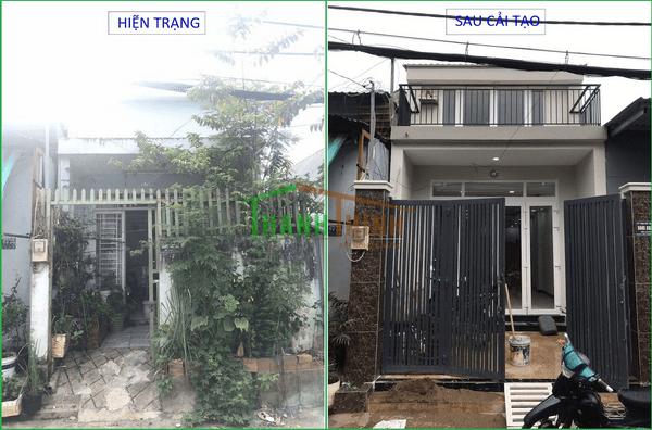sửa chữa nhà, cải tạo nhà, Cemboard Thái Lan, Công ty TNHH Thiết Kế Xây Dựng Thanh Thịnh
