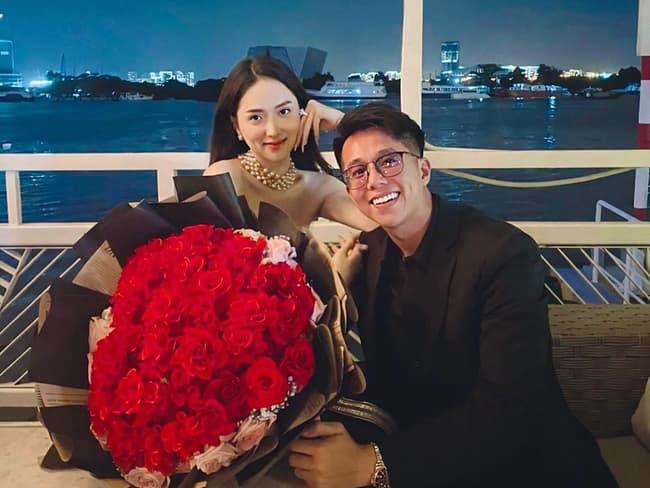 Hương Giang và bạn trai hẹn hò 3