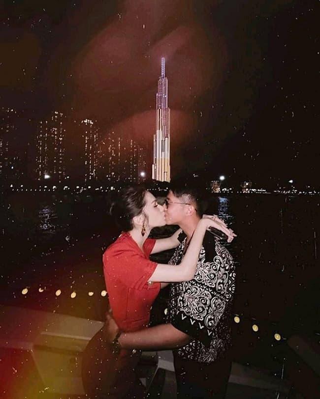 Hương Giang và bạn trai hẹn hò 0
