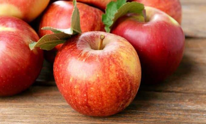 Mua táo chính gốc không đỏ càng tốt, hãy nhớ 5 mẹo này Táo ngọt, giòn và ngon
