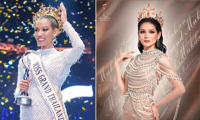 Chung kết Miss Grand Thailand 2020: Tân Hoa hậu sở hữu làn da nâu săn chắc, Á hậu 4 quá xinh đẹp