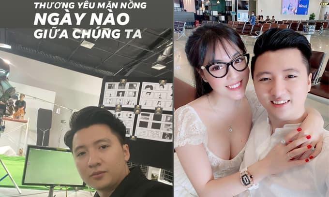 Sau khi ngầm trách vợ cũ 'thất đức', Trọng Hưng đăng story tâm trạng nhắc đến 'thương yêu ngày nào giữa chúng ta'