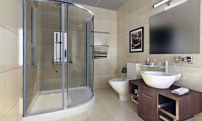Tại sao người nước ngoài không có buồng tắm trong phòng tắm? Nghe chia sẻ, nhiều người thấy tiếc vì đã làm sai