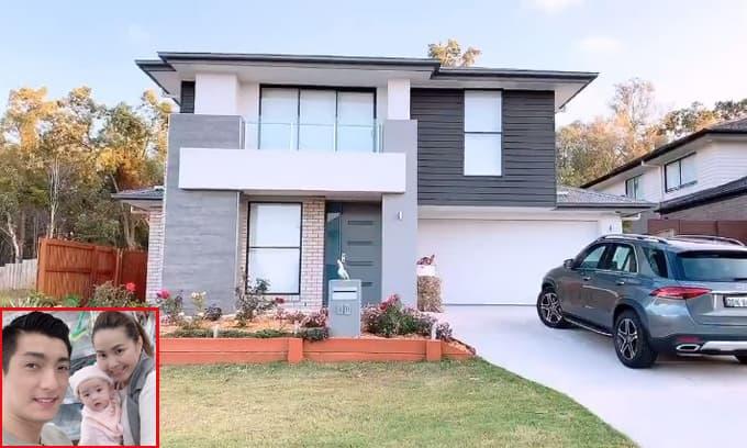 Từng tự tử bất thành vì vỡ nợ, Bảo Duy khoe cơ ngơi đang sống cùng vợ ba và các con ở Úc
