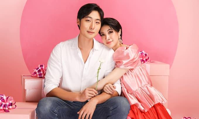 Hậu kết hôn, Pha Lê tiết lộ: 'chồng ở nhà chồng vợ ở nhà vợ'