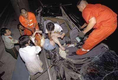 Hồ Ca tai nạn 1