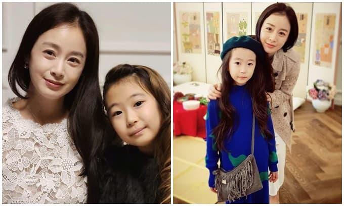 Ảnh đời thường vài tháng trước của Kim Tae Hee khiến netizen không khỏi giật mình: 'Thời gian thật không buông tha ai'