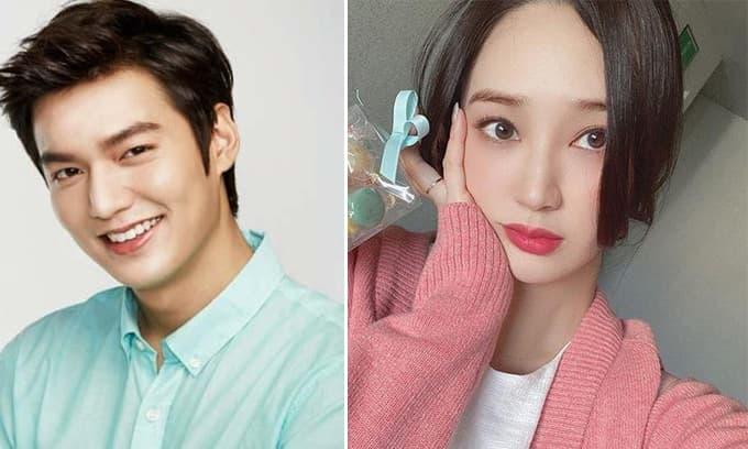 Lee Min Ho hẹn hò Hoa hậu Hàn Quốc Jung Sora, thường xuyên chụp ảnh ở cùng địa điểm?