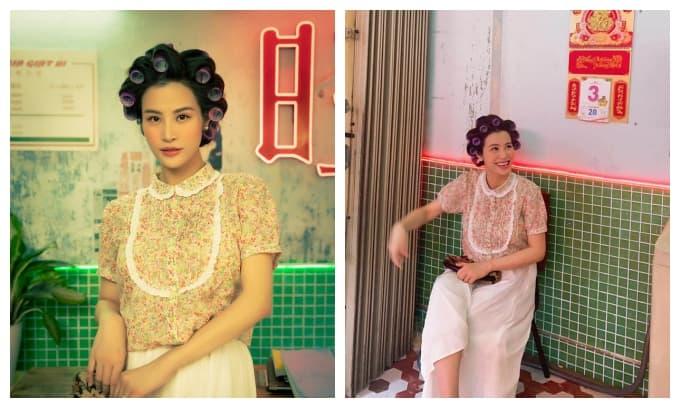 Cùng một bức ảnh Đông Nhi khi ăn mặc lôi thôi, qua camera thường và đã chỉnh sửa liệu có khác?