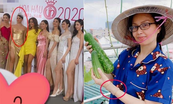 Sao Việt 24/9: Lộ nhan sắc thật của dàn Hoa, Á hậu ở hình ảnh chưa qua chỉnh sửa; Cẩm Ly khiến fan lo lắng khi băng bó ở cổ tay