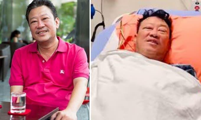Nhạc sĩ Lê Quang nhập viện chờ phẫu thuật vì nghẽn mạch máu
