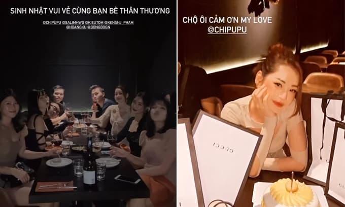 Chi Pu mừng sinh nhật Sun HT, dân tình buồn vì hội 'chị em thân thương' giờ đã vắng Quỳnh Anh Shyn